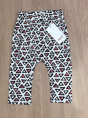 Seed Baby Boy / Girl / Unisex Leggings / Pants Size 0 / 6-12 Months - BNWT