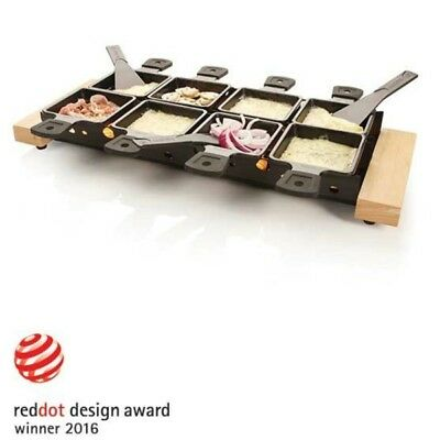 Boska - Cheese Partyclette  XL. Melted Cheese Raclette