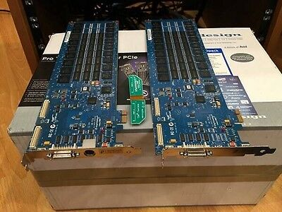Avid Digidesign Pro Tools Hd2 - 1 Card Core + 1 Card Accell
