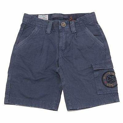 9484S bermuda bimbo REPLAY blu pantalone corto short kid