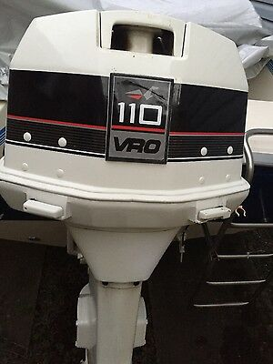 1990 johnson outboat 110hp