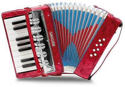 BONTEMPI Wooden Accordion. Shipping Included