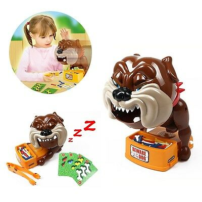 UK Flake Out Bad Dog Bones Cards Tricky Toy Games For Parent-child Party Fun Kid