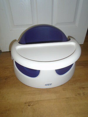 Mamas and Papas PURPLE Baby Snug Seat  *** NICE CONDITION