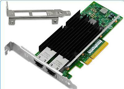 Intel X540-T2 10G 2X RJ45 Ports PCI-Express Ethernet Converged Network Adapter
