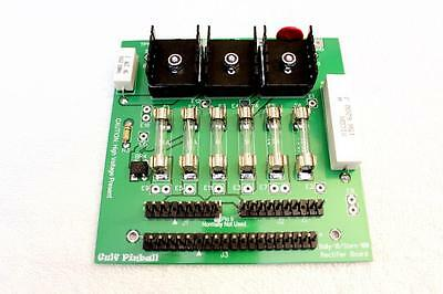 Power Supply ~ Rectifier Board for Bally AS-2518-18 / Stern TA-100 - Brand New