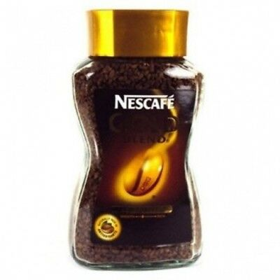 Nescafe Gold Blend Coffee Medium 200g. Free Delivery