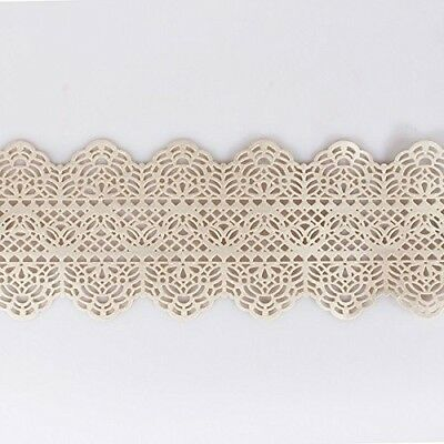 House of Cake Edible Vintage Cake Lace - Pearl. Culpitt. Free Shipping