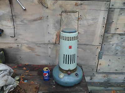 vintage antique kerosene heater