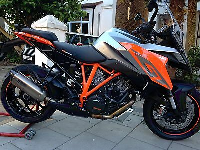 2016 Ktm Superduke 1290 GT with extras