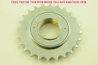 Do You Need Extra Low Gear On Your Single Speed Bike 24 Teeth Freewheel Sprocket