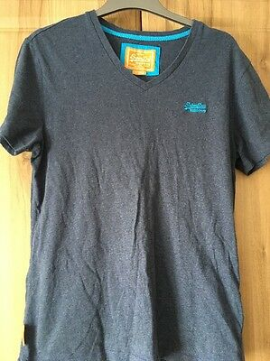 Men's Superdry T Shirt Size M