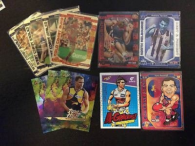 2017 SELECT AFL Mixed Lot of 11 Insert Cards