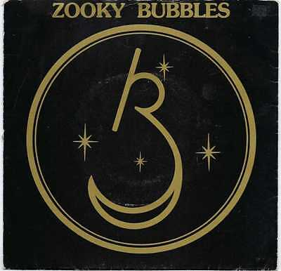 "Zooky - Bubbles - 7"" Single"
