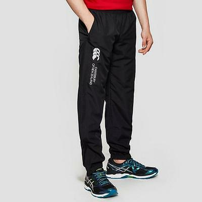Canterbury Junior Cuffed Hem Stadium Pants Black