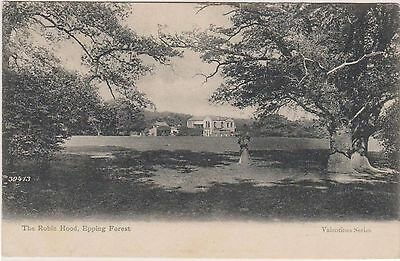 The Robin Hood - Epping Forest - London - Leytonstone Posted 1906 - Essex