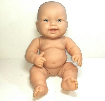 Berenguer chubby baby toy doll Hard body B