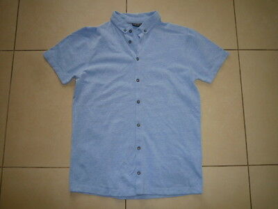 Next - Boys Short Sleeved Smart Shirt/top (12 Years) - New Without Tags