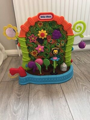 Little Tikes Plant And Play Activity Garden