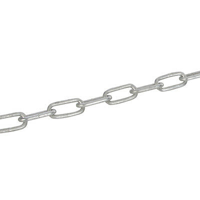 Fixman 402183 Hot Dipped Galvanised Chain 4mm x 10m
