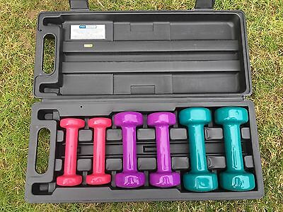 Ladies Fitness Weights