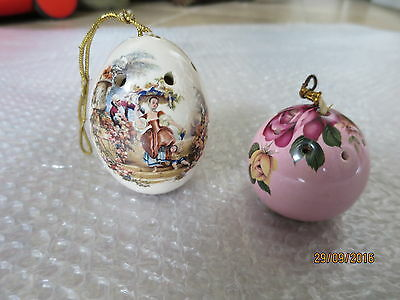 Highly Decorative And Detailed Pomanders