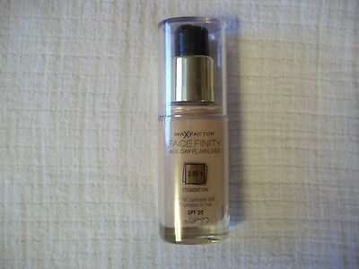 Max Factor FaceFinity All Day Flawless 3 in 1 Foundation in Various shades