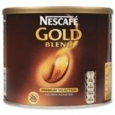 Nescafe Gold Blend Instant Coffee Tin (500g). Free Shipping