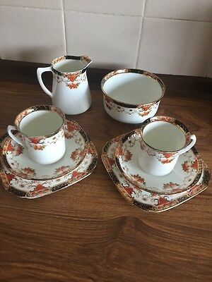 Sutherland China Coffee Set  8 Piece