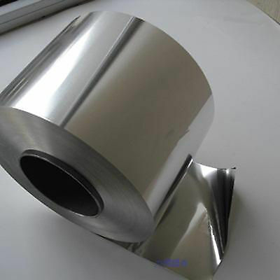 Al Aluminum Foil Film for battery 120mm*10m Thickness 20 micron #UAW