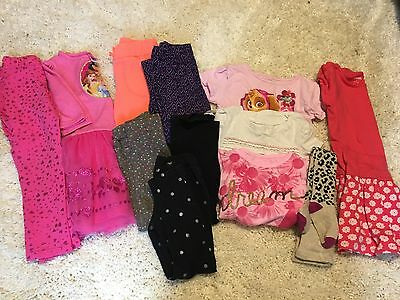 Girls 12 Piece Clothing Lot Size 5T