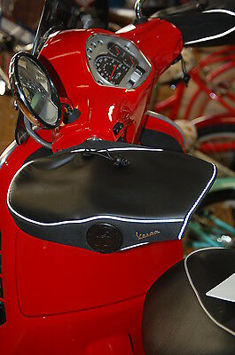 Genuine Piaggio / Vespa Handlebar Muffs  - Will fit other scooters too!