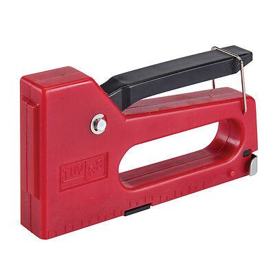 Task 944989 Staple Gun/100 Staples 4-8mm