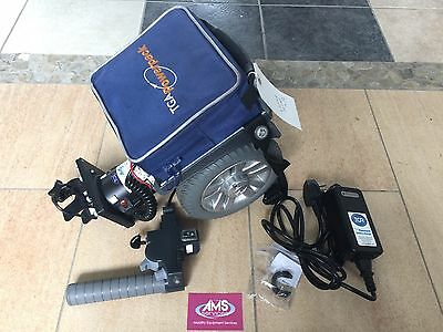 TGA Twin / Duo Wheel Electric Power Pack To Fit Invacare Rea Range Of Wheelchair