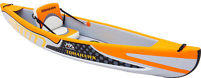 AQUAMARINA TOMAHAWK 1-SEAT INFLATABLE KAYAK 325cm LONG