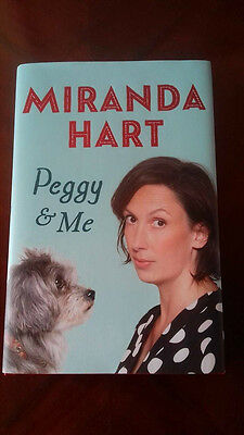 Peggy and Me By Miranda Hart *BRAND NEW* 2016 Hardcover Book