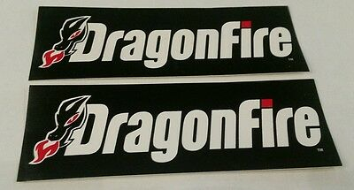 b DRAGONFIRE racing decals stickers atv utv  offroad mint diesel nhrda truck