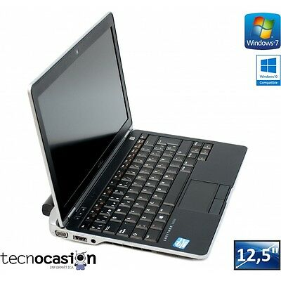"DELL E6230 (TARA) Core I5-3320M 2.6GHz 4GB 250GB 12.5"" PORTATIL LATITUDE"