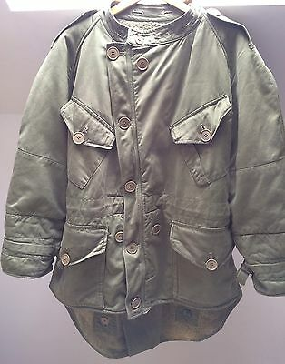 British Army 1954 Dated Middle Parka Vintage M/L