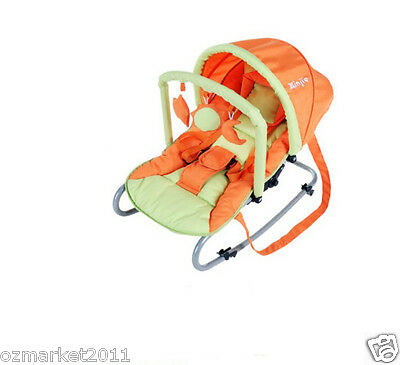 Fashion Security Orange Comfortable Baby Swing Chair/Baby Rocking Chair JY