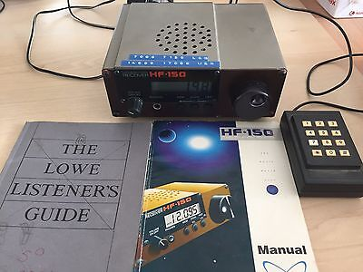 Lowe HF150 Communications Receiver