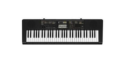 Casio Inc. CTK2400 61-Key Personal Keyboard with Built in Microphone
