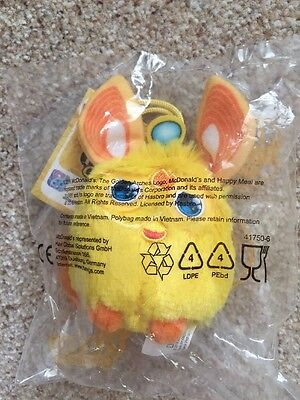 McDonalds happy meal Yellow Furby connect new in sealed bag