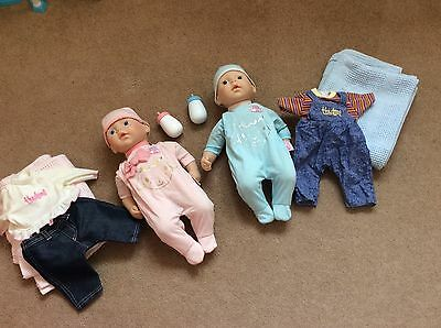 my first baby annabell dolls