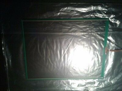 New N010-0224-X55J/01 10.4 Touch Glass Panel USA Ships Free..