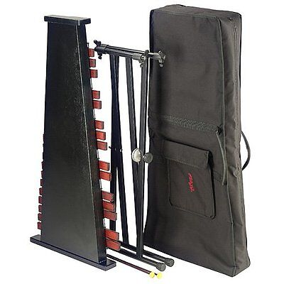 Stagg XYLO-SET 37 37 Note 3 Octave Xylophone with Stand, Carry Case and Mallets