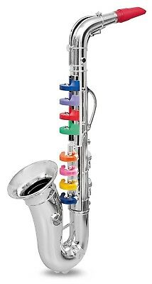 Bontempi 32 4331 8-Note Saxophone (42 cm). Shipping Included