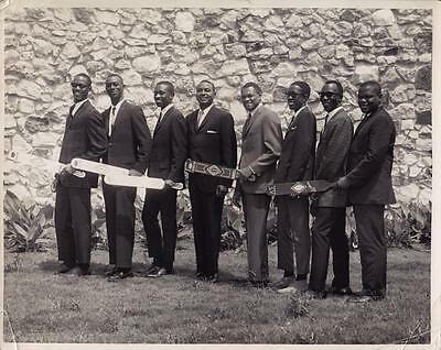 African American Bishop College Kappa Alpha Psi Fraternity Photos Dallas Texas