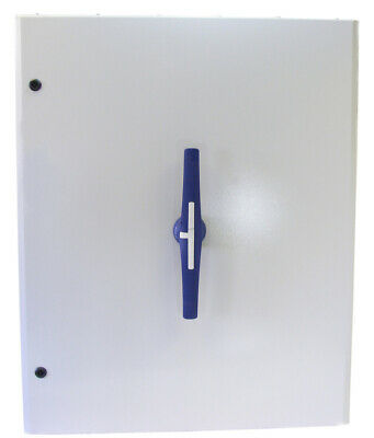 1000A 3P+N On-Off Switch In Ip65 Metal Enclosure