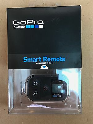 GoPro Smart Remote ARMTE-002 HERO 5 4 & 3 control waterproof - FREE SHIPPING